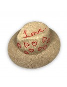 "Chapeau ""Love"""